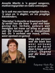 Stormtye deur Annelie Maritz